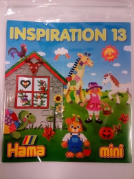 Hama mini - inspirationshæfte