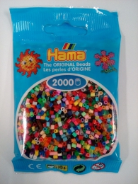 Hama mini perler - mix