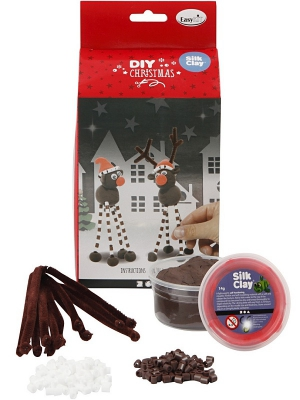 Easy Kit DIY Funny Friends jul rensdyr